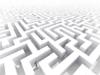 Le labyrinthe du blogueur