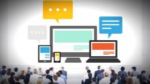 Audience personnalisée d'un site web